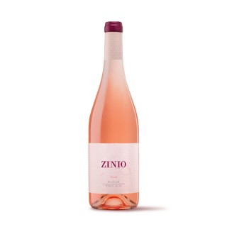 Zinio rosado