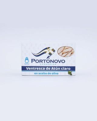 Ventresca en aceite Portonovo