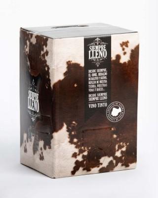 Vino Zinio (5 litros)